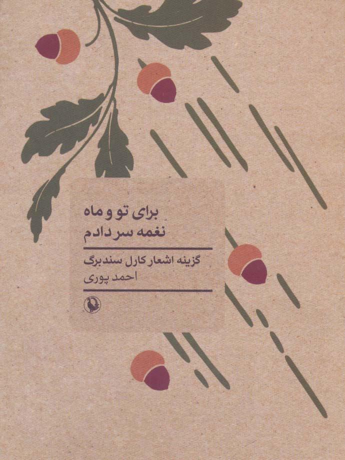 کتاب برای تو و ماه نغمه سر دادم
