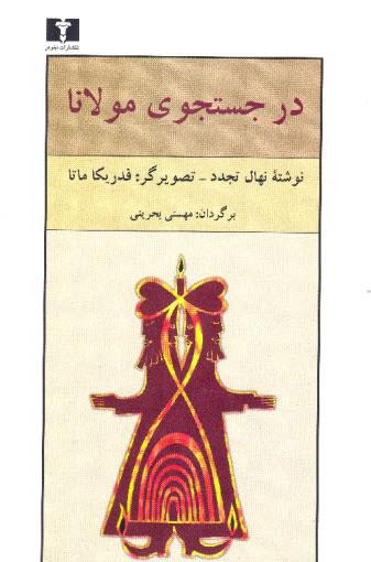 کتاب در جستجوی مولانا
