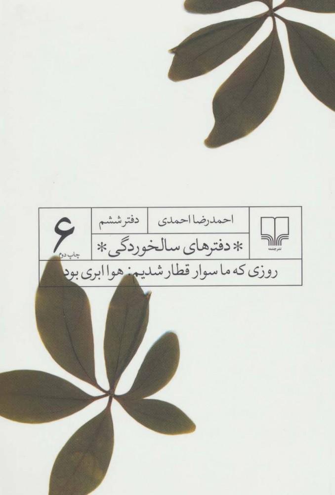 کتاب دفترهای سالخوردگی 6