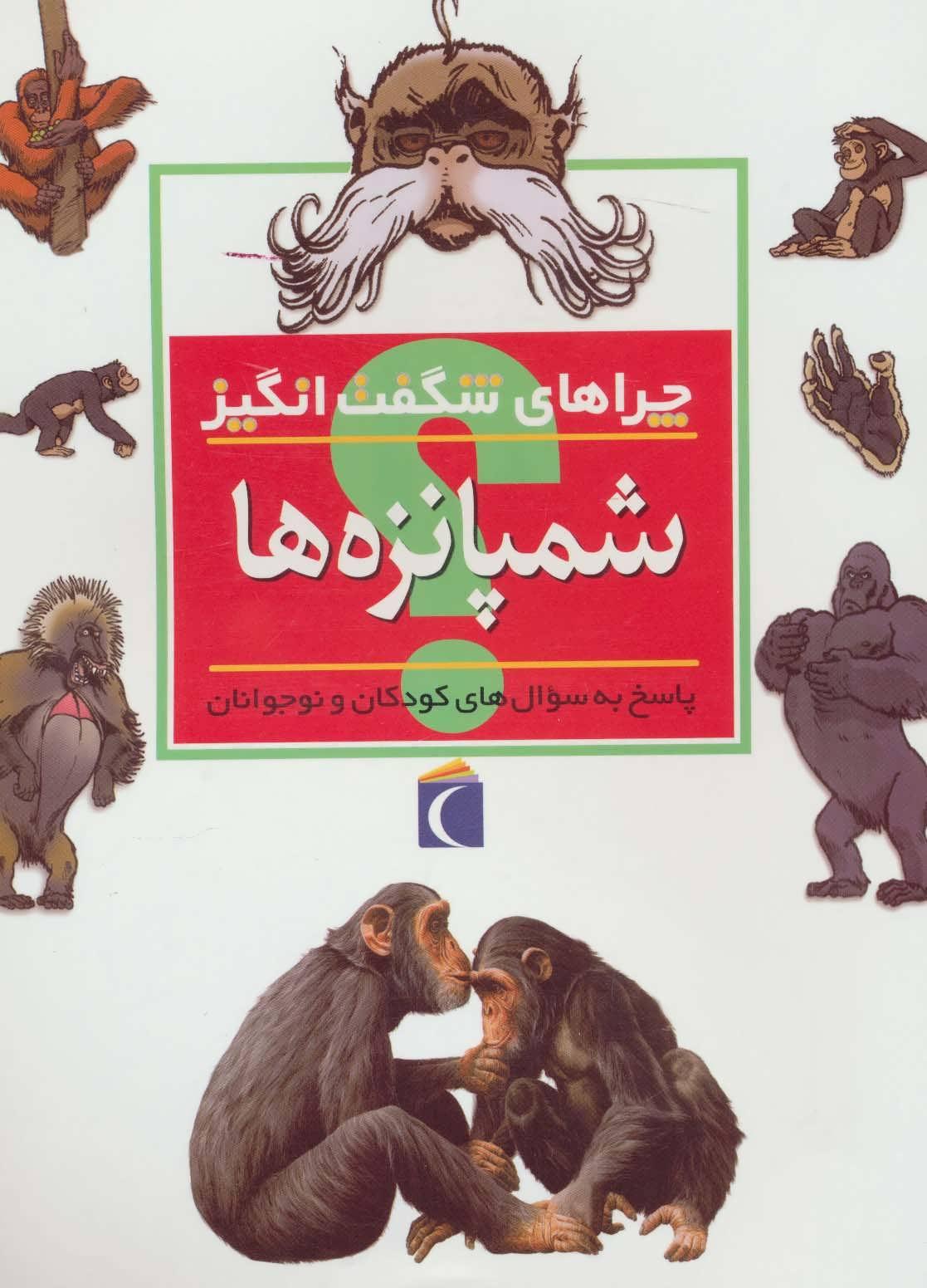 کتاب شمپانزه ها