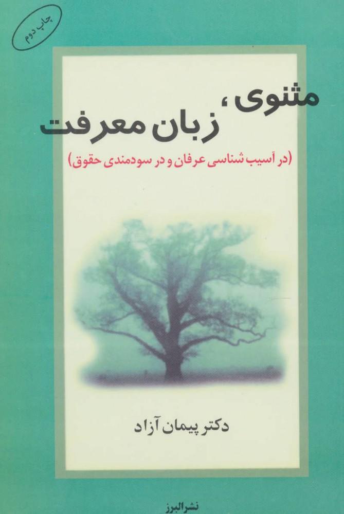 کتاب مثنوی، زبان معرفت