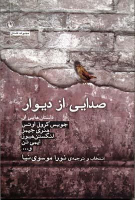 کتاب صدایی از دیوار