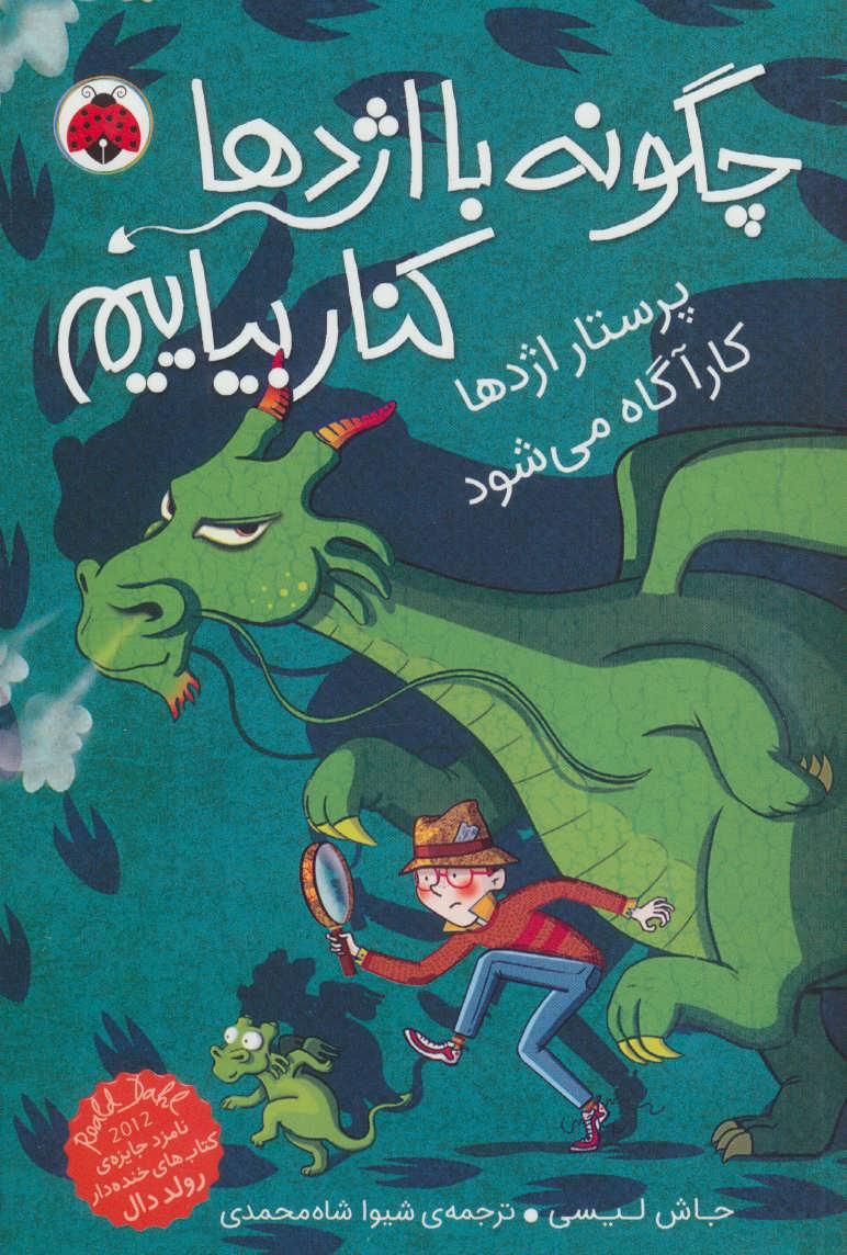 کتاب چگونه با اژدها کنار بیاییم 8