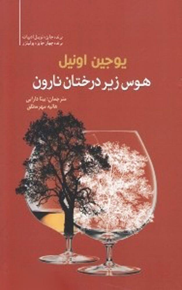 کتاب هوس زیر درختان نارون