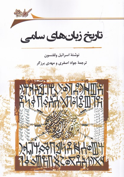 کتاب تاریخ زبان های سامی