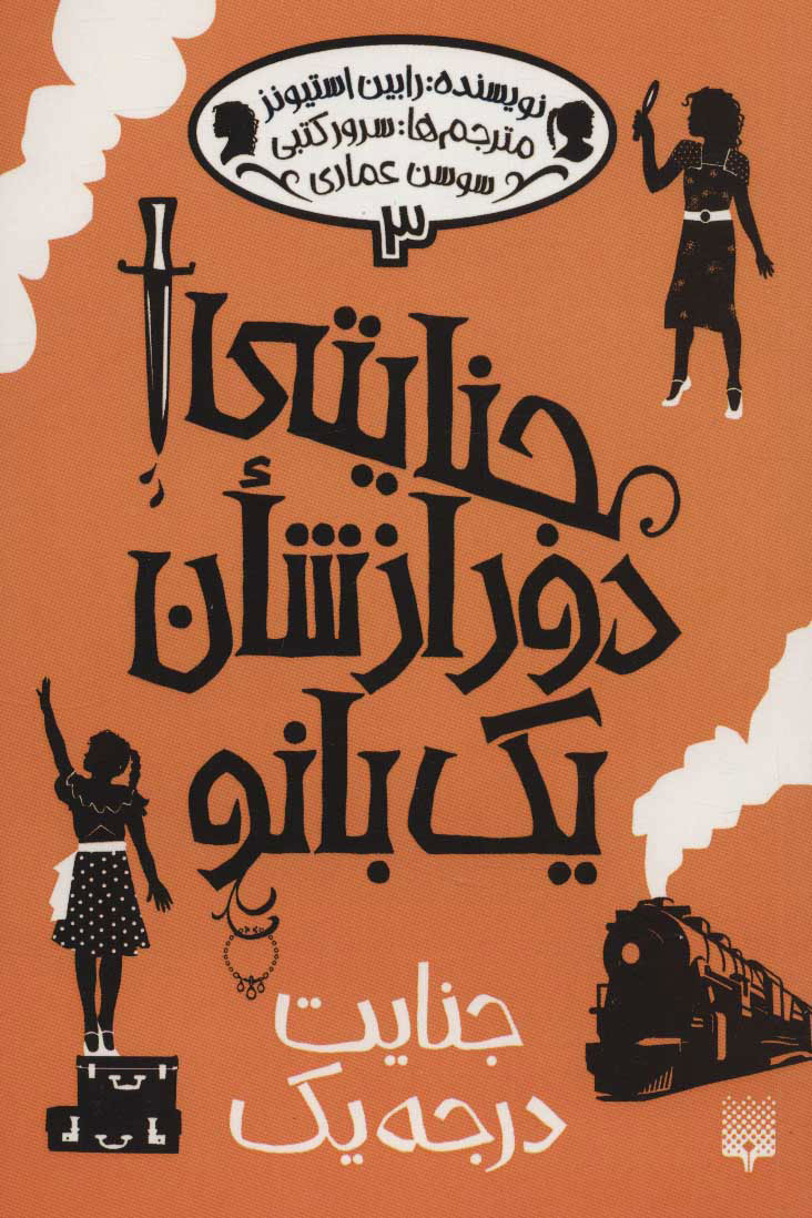 کتاب جنایتی دور از شان یک بانو 3