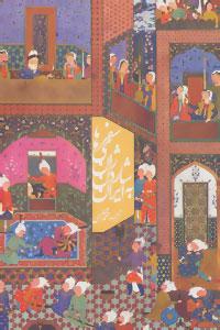 کتاب سفرهای ژان شاردن به ایران