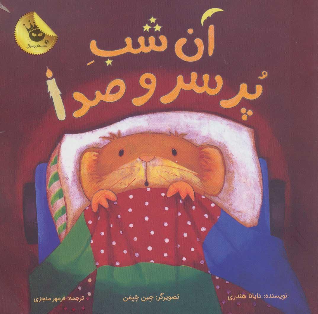 کتاب آن شب پر سر و صدا