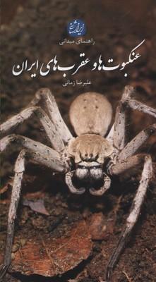 کتاب عنکبوت ها و عقرب های ایران
