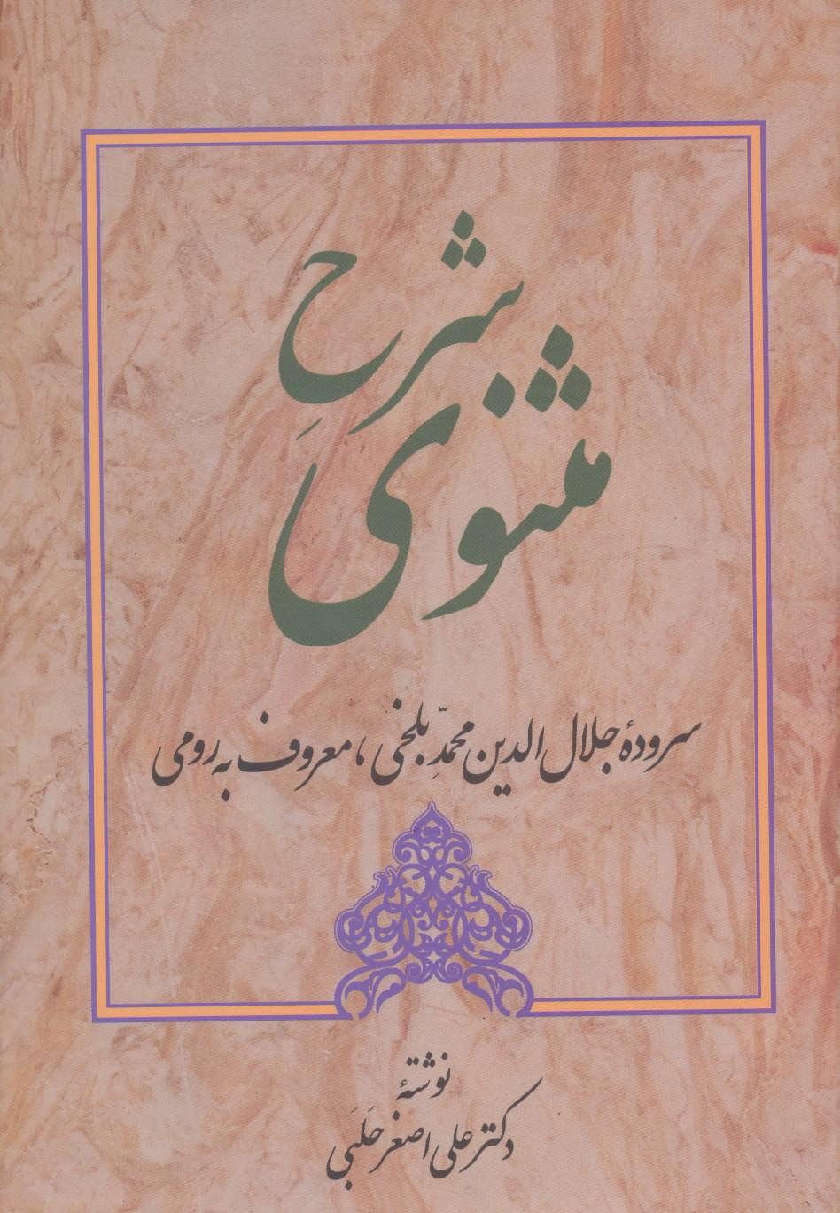 کتاب شرح مثنوی - دفتر پنجم