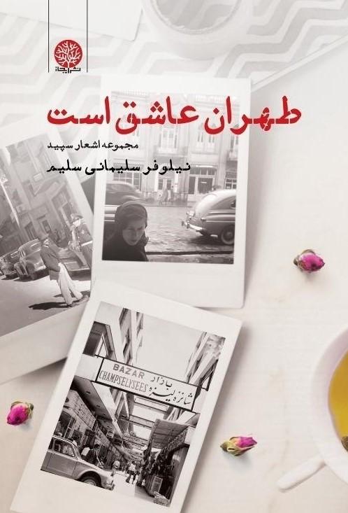 کتاب طهران عاشق است