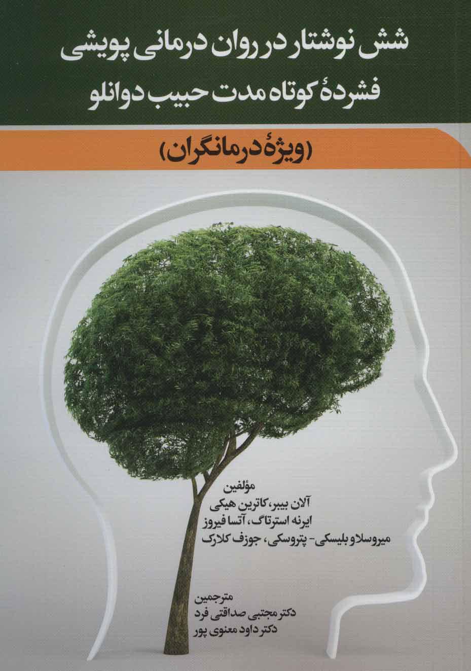 کتاب شش نوشتار در روان درمانی پویشی فشرده کوتاه مدت حبیب دوانلو
