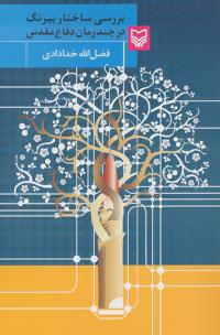 کتاب بررسی ساختار پیرنگ در چند رمان دفاع مقدس