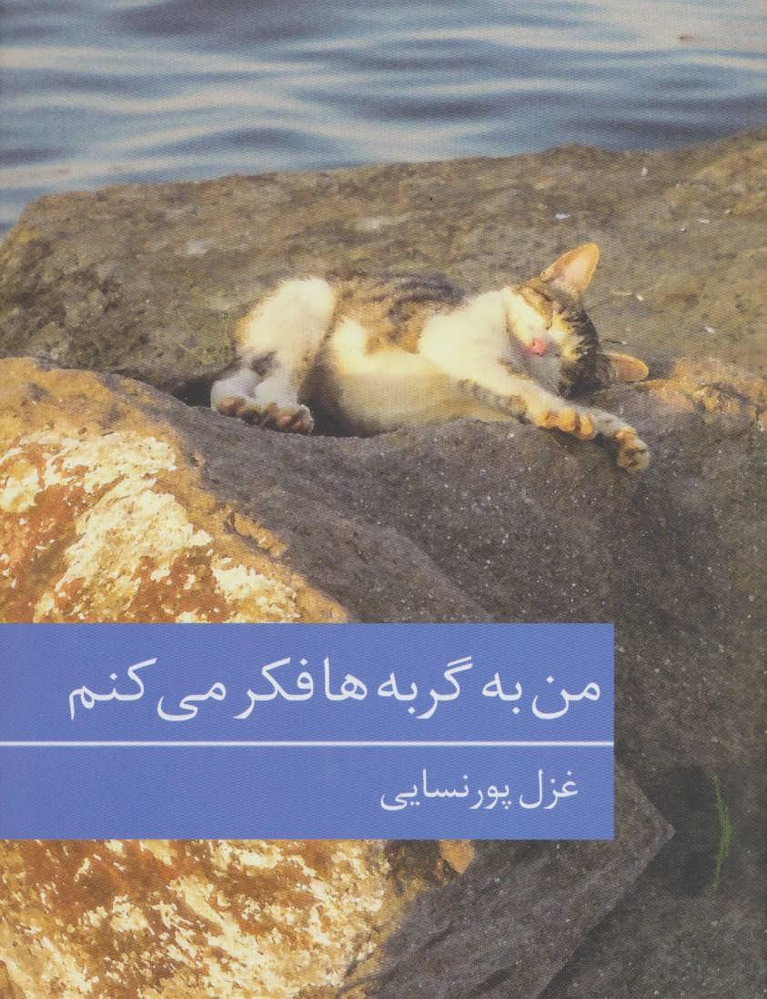 کتاب من به گربه ها فکر می کنم