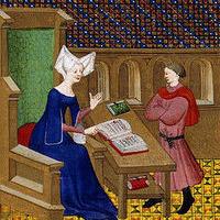 معرفي کتاب هاي کریستین دو پیزان