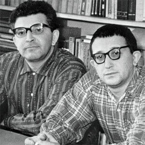 معرفي کتاب هاي آرکادی استروگاتسکی و بوریس استروگاتسکی
