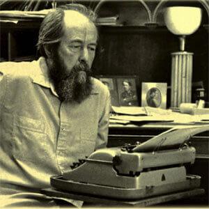 کتاب هاي الکساندر سولژنیتسن