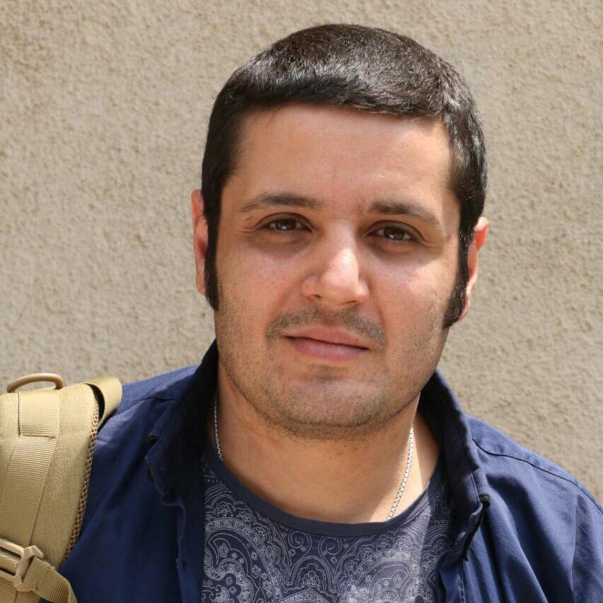 مهران رنجبر نویسنده کتاب یادم بود و کلاغ بود و من